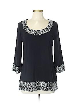 Ronni Nicole 3/4 Sleeve Top Size 12