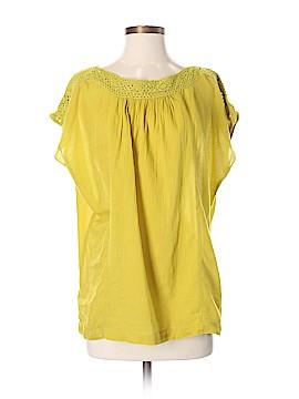 Edme & Esyllte Short Sleeve Blouse Size S