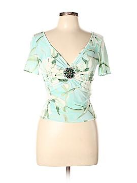 Blumarine Short Sleeve Top Size 44 (IT)