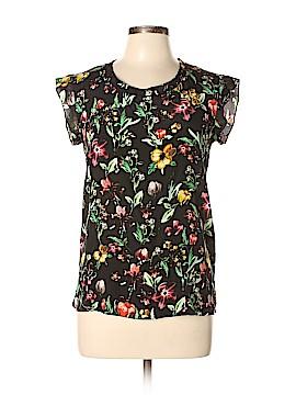 3.1 Phillip Lim Short Sleeve Silk Top Size 6