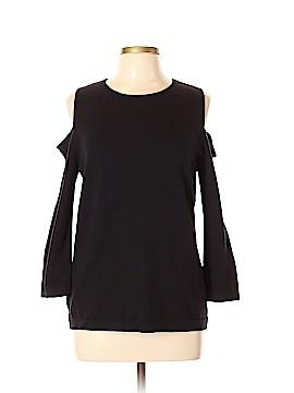 Ann Taylor Silk Pullover Sweater Size XL