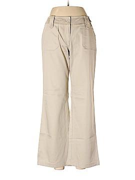 New York & Company Khakis Size 8 (Petite)