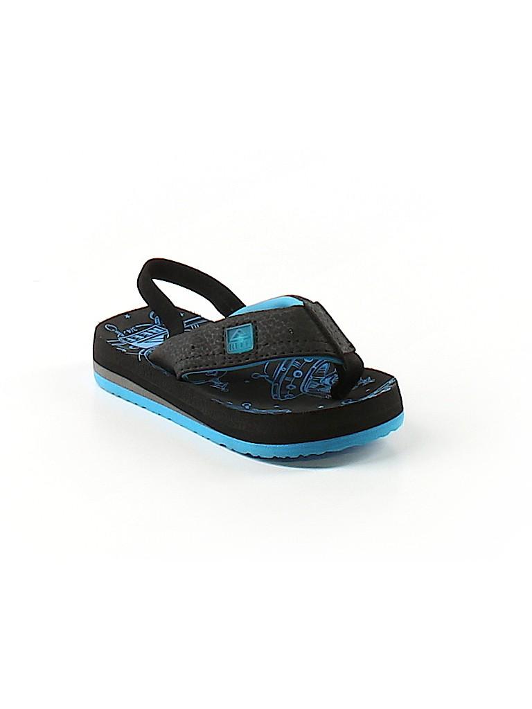 c44bd5451 Reef Black Sandals Size 3 - 4 Kids - 66% off