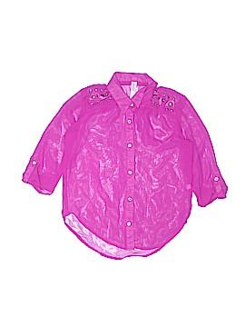 Xhilaration 3/4 Sleeve Blouse Size 6 - 6X