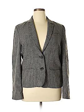 Garnet Hill Wool Blazer Size 16