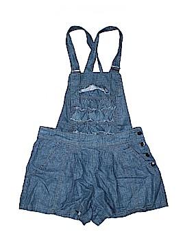 Nanette Lepore Overall Shorts Size 4
