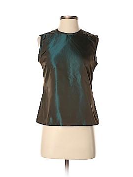 Calvin Klein Collection Sleeveless Silk Top Size 6