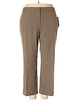 Sag Harbor Dress Pants Size 20 (Plus)