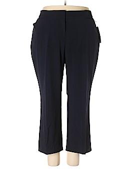 Sag Harbor Dress Pants Size 20w (Plus)