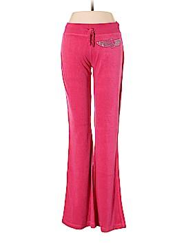 Aqua Velour Pants Size M