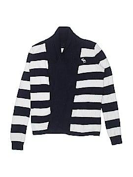 Abercrombie Cardigan Size X-Large (Kids)