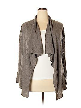 Tahari Wool Cardigan Size 1X (Plus)