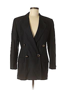 Linda Allard Ellen Tracy Wool Blazer Size 6 (Petite)