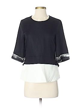 Sass & Bide Short Sleeve Blouse Size 34 (FR)