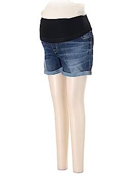 Liz Lange Maternity for Target Denim Shorts Size 6 (Maternity)