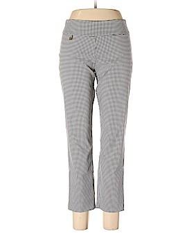 Peck & Peck Casual Pants Size 10 (Petite)