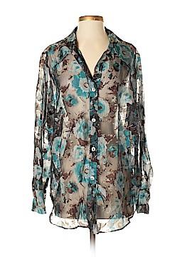 Karen Kane Long Sleeve Blouse Size 0