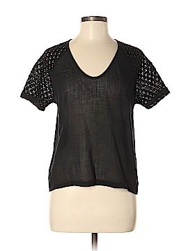 Hi-Line Short Sleeve Blouse Size M