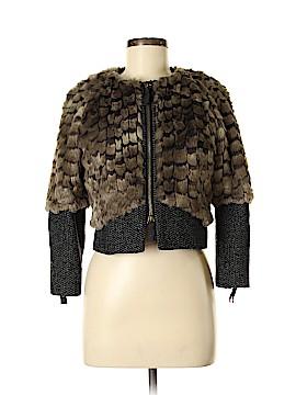 Juicy Couture Faux Fur Jacket Size S