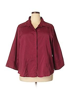 Cato 3/4 Sleeve Blouse Size 22 (Plus)