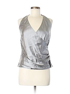 Ann Taylor Sleeveless Silk Top Size 6