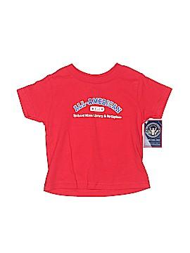 Rabbit Skins Short Sleeve T-Shirt Size 2