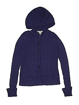 Arizona Jean Company Zip Up Hoodie Size 10 - 12