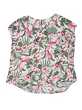 Lucy & Laurel Short Sleeve Blouse Size 2X (Plus)