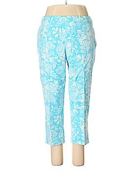 Isaac Mizrahi Casual Pants Size 18 (Plus)