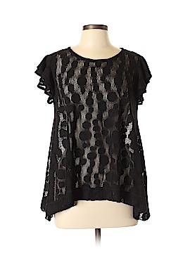 Nally & Millie Short Sleeve Top Size XL