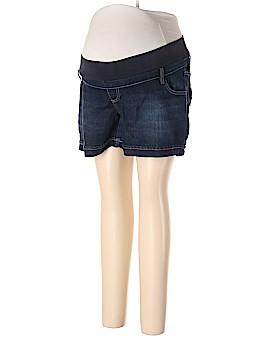 Oh Baby By Motherhood Denim Shorts Size XL (Maternity)