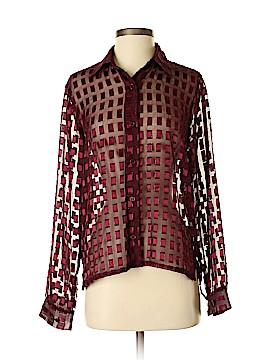 Joanna Long Sleeve Blouse Size Sm - Lg