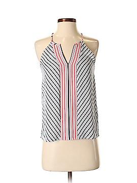 Ann Taylor Factory Sleeveless Blouse Size XXS (Petite)