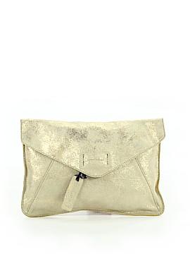 Gap Leather Clutch One Size