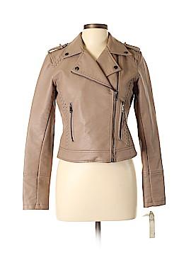 American Rag Cie Faux Leather Jacket Size L