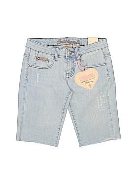 Bubblegum Denim Shorts Size 1 - 2