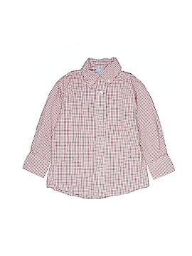 Bella Bliss Long Sleeve Button-Down Shirt Size 3T