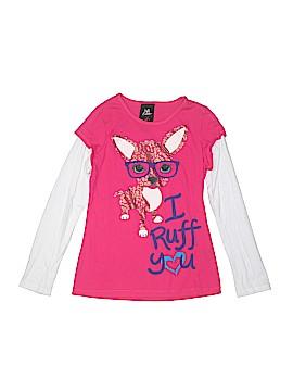 Self Esteem Long Sleeve T-Shirt Size L (Youth)