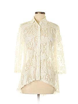 Joseph Ribkoff 3/4 Sleeve Blouse Size 6
