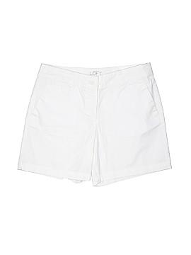 Ann Taylor LOFT Outlet Khaki Shorts Size 4