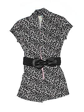 Lily Bleu Short Sleeve Top Size 7 - 8