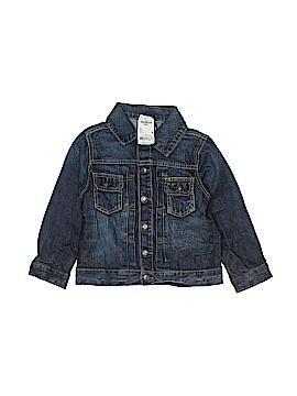 OshKosh B'gosh Denim Jacket Size 4