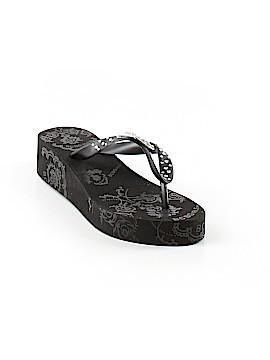 BCBGirls Flip Flops Size 9