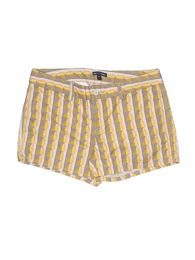 Gap Outlet Women Khaki Shorts Size 6