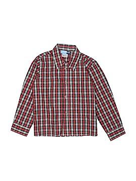Goodlad Long Sleeve Button-Down Shirt Size 6