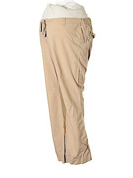 Liz Lange Maternity for Target Casual Pants Size 12 (Maternity)