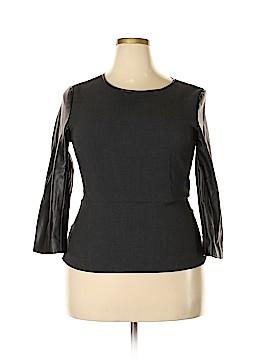 Ann Taylor 3/4 Sleeve Top Size 14