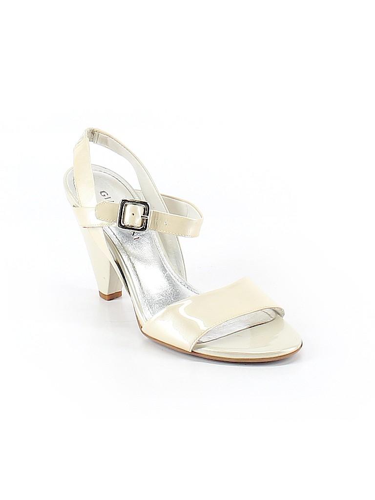 5e8e1bef19f Gianni bini solid beige heels size off thredup jpg 768x1024 Gianni heels