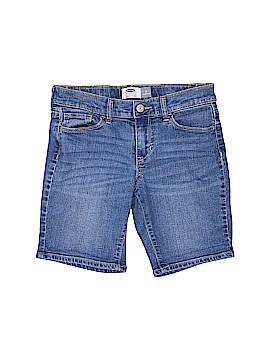 Old Navy Denim Shorts Size 8 (Plus)