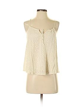 C&C California Sleeveless Blouse Size S